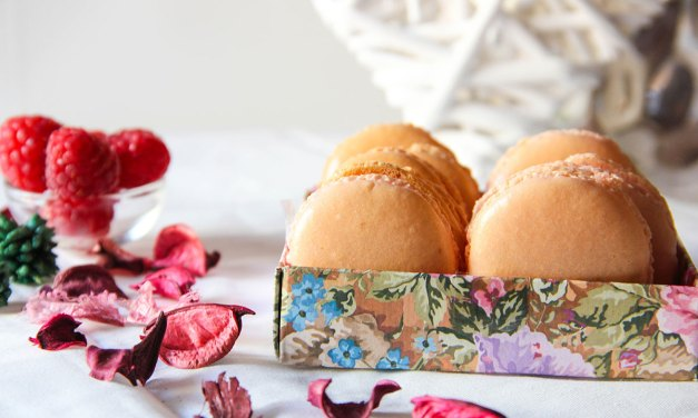 Parigi a Milano : macaron