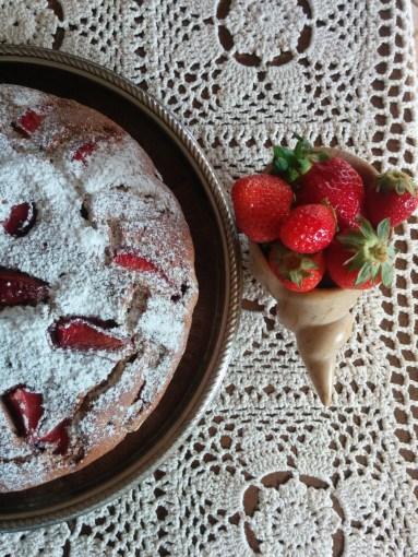 fragole&cake
