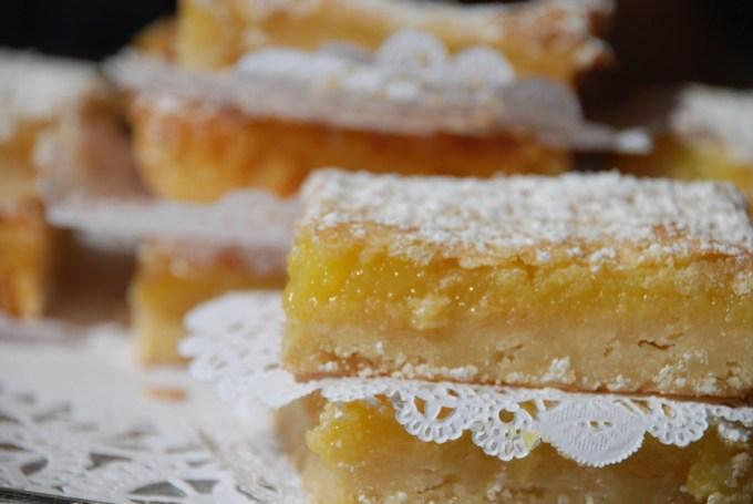 Lemon Bar di Magnolia Bakery