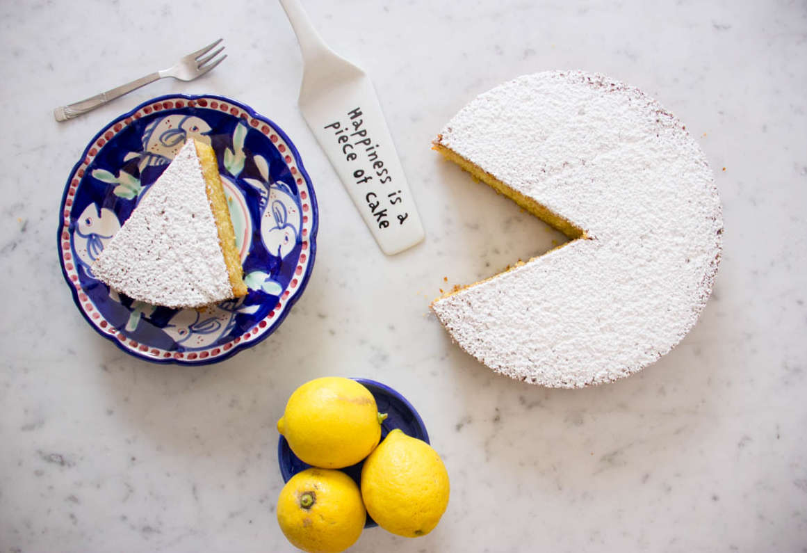 Caprese al limone di Sal De Riso