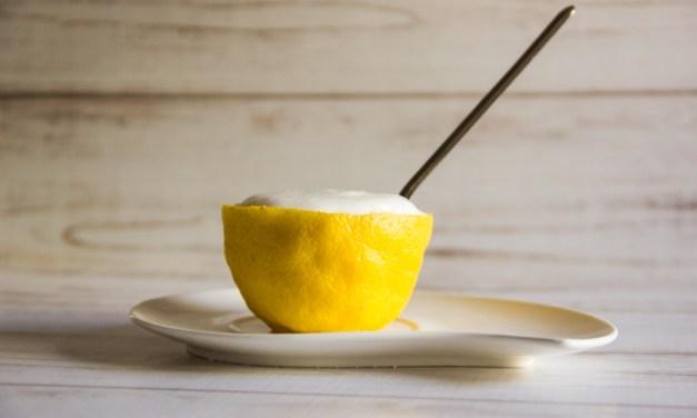 Venerdì vintage: il sorbetto al limone