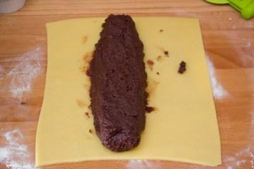 ripieno per il biscotto all'amarena