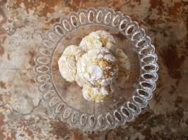Crinkle cookies pronti da gustare