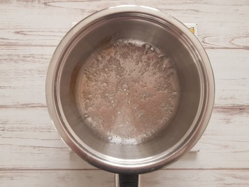 sciroppo di zucchero per macaron