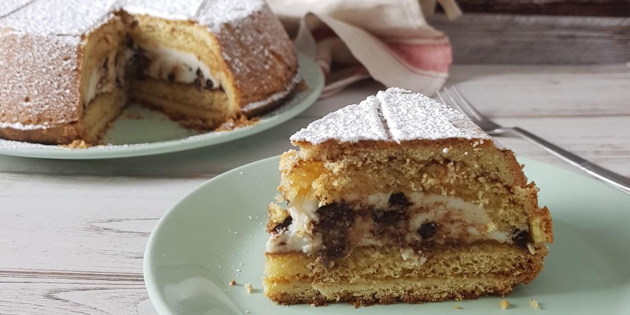 Cassata siciliana al forno: la ricetta originale