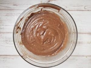 Impasto al cioccolato per le madeleine