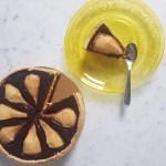 Torta bella Elena pere e cioccolato