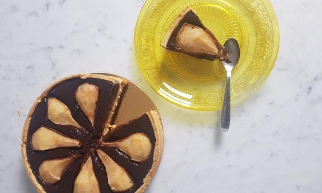 Torta bella Elena pere e cioccolato: ricetta come in pasticceria