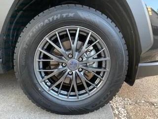 RAV4スタッドレスタイヤ