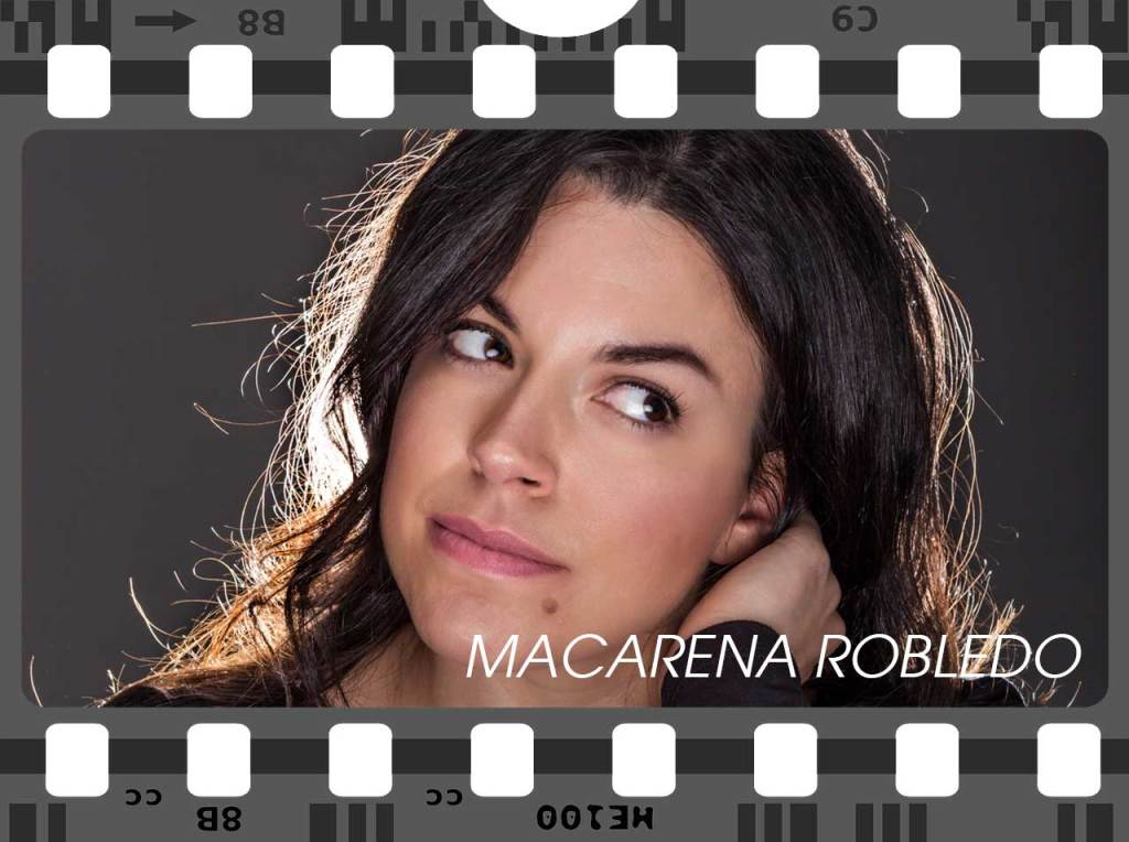 Let me out - Macarena Robledo