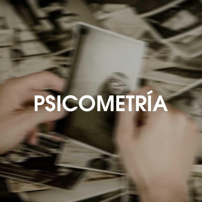 Psicometría. Mente psíquica, entrenamiento para médiums y psíquicos.