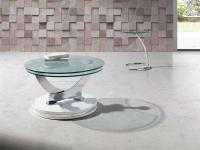 9 The Best Glass Swivel Coffee Table