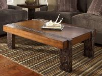 10 Best Rustic Coffee Table Plans