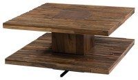 2018 Latest Modern Square Indoor Coffee Tables