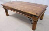 10 Best Ideas of Wood Rustic Coffee Table