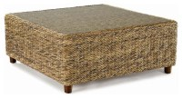 10 Best Ideas of Rattan Coffee Table Ottoman