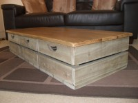 Best 10+ of Rustic Coffee Table With Storage