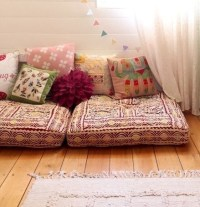 20 Best Collection of Floor Cushion Sofas