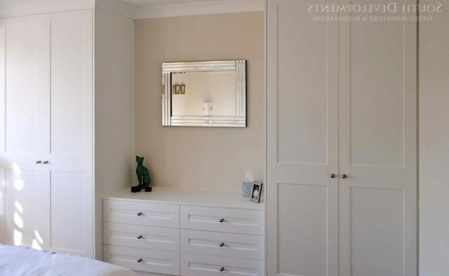 30 Inspirations Of Drawers For Fitted Wardrobes
