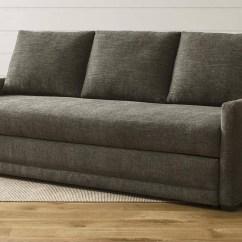Davis Leather Twin Sleeper Sofa Macy S Midnight Blue 70 Corner Bed Used Sectional