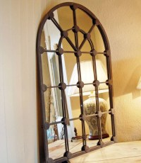 25 The Best Window Arch Mirrors