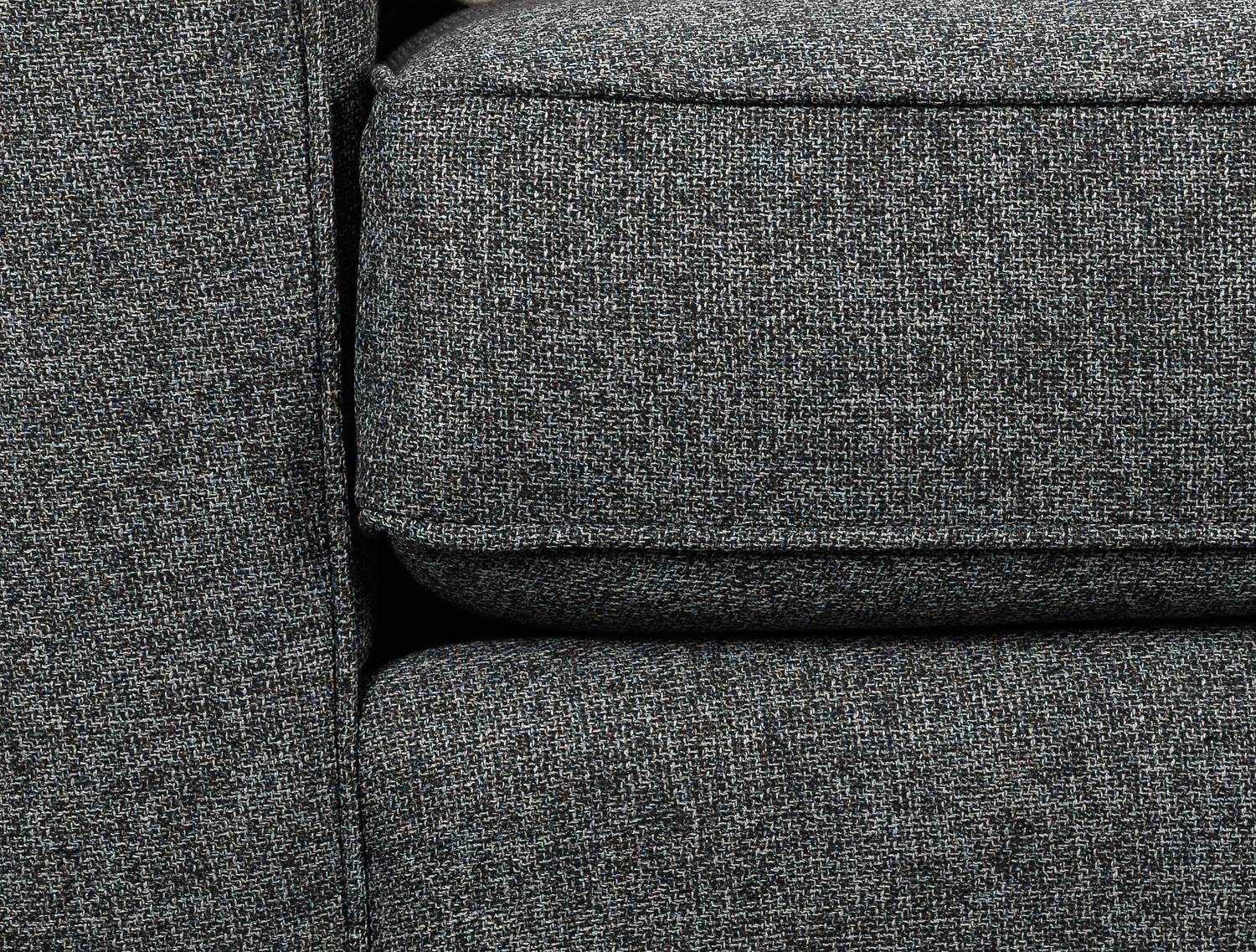 grey tweed sectional sofa 2 seater slipcover 30 ideas of fabric sofas