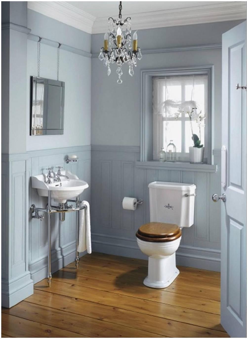 25 Ideas of Vintage Style Bathroom Mirrors