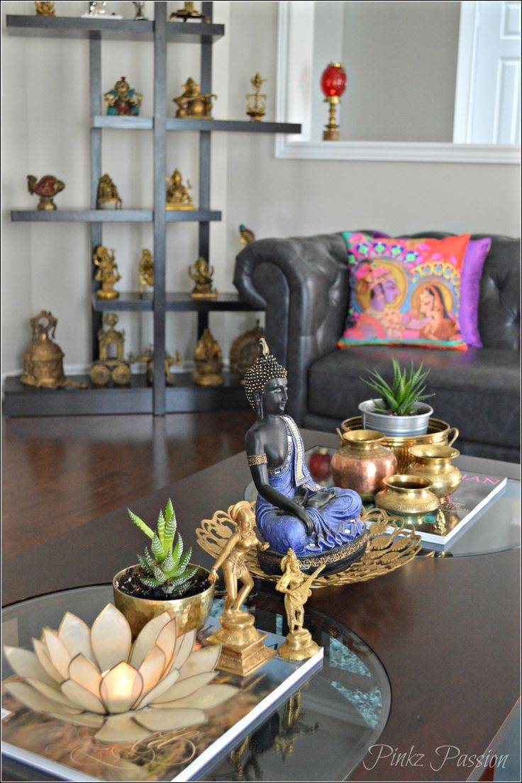 You can also decorate your bedroom with intricate wood carvings, metal figures and brass castings. The Best Buddha Coffee Tables