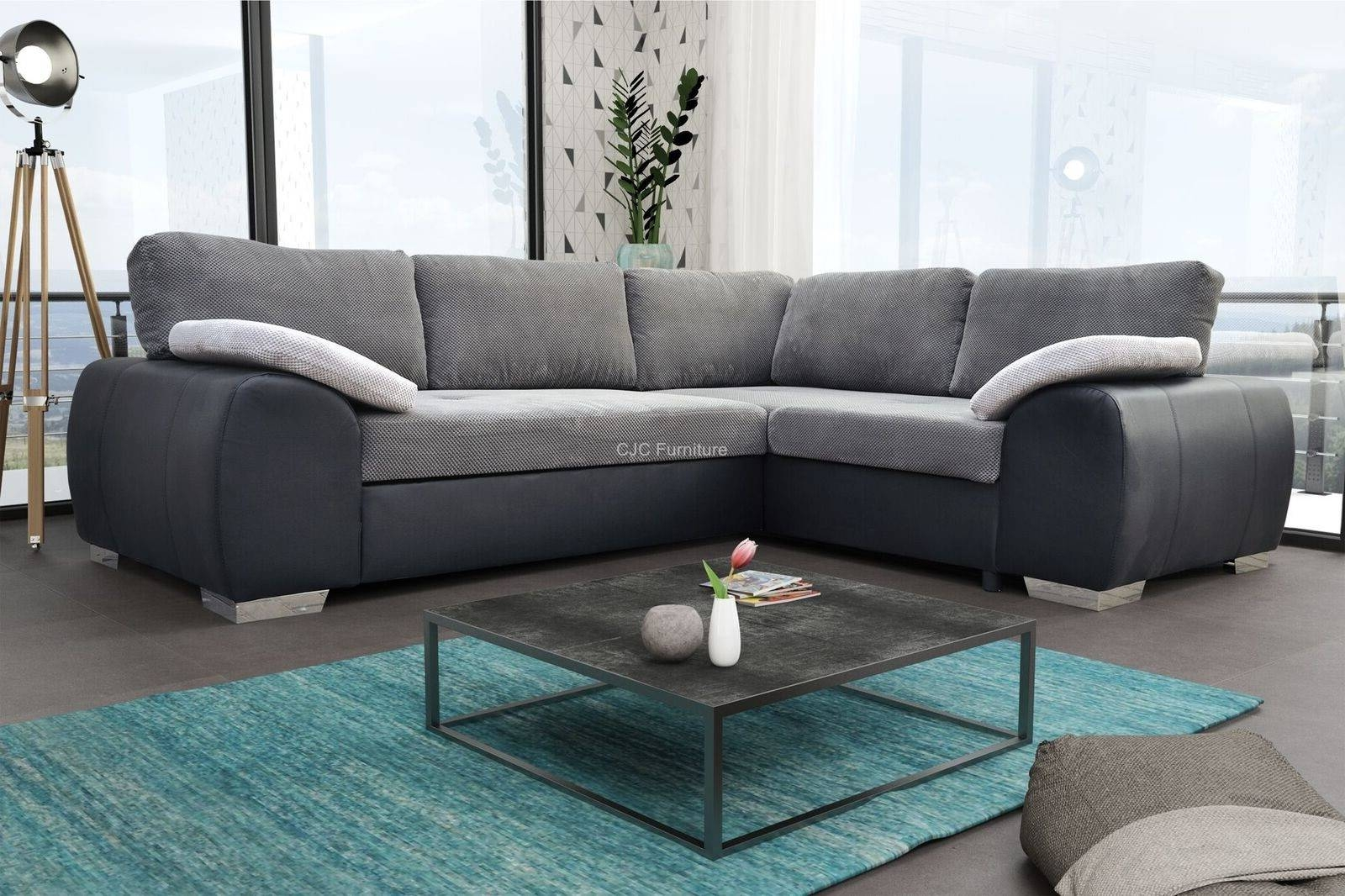 corner sofa bed fabric uk stanbury 2 seater future power recliner 30 best collection of
