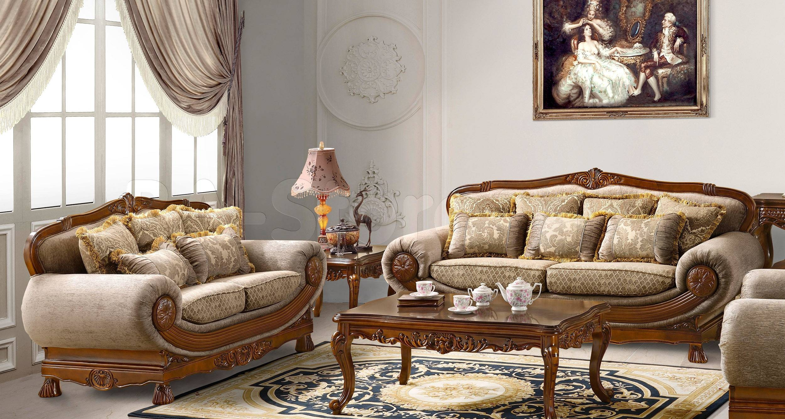 Traditional Sofa Designs Sectional Sofas Dolores