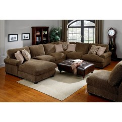 Chenille Sectional Sofas With Chaise Under 400 00 30 Best Ideas Of And Leather Sofa