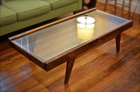 30 Best Collection of Glass Top Display Coffee Tables With ...