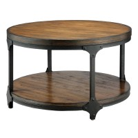 Top 30 of Round Coffee Tables With Storages
