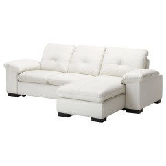 Black Sofa Chaise Longue How To Buy A Leather The Best Ikea Lounge