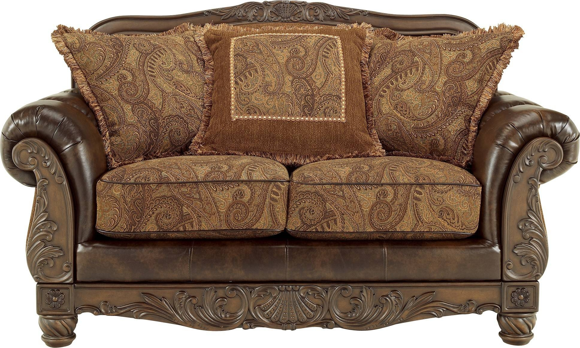 fresco antique durablend upholstery sofa olive green bed 30 the best chairs