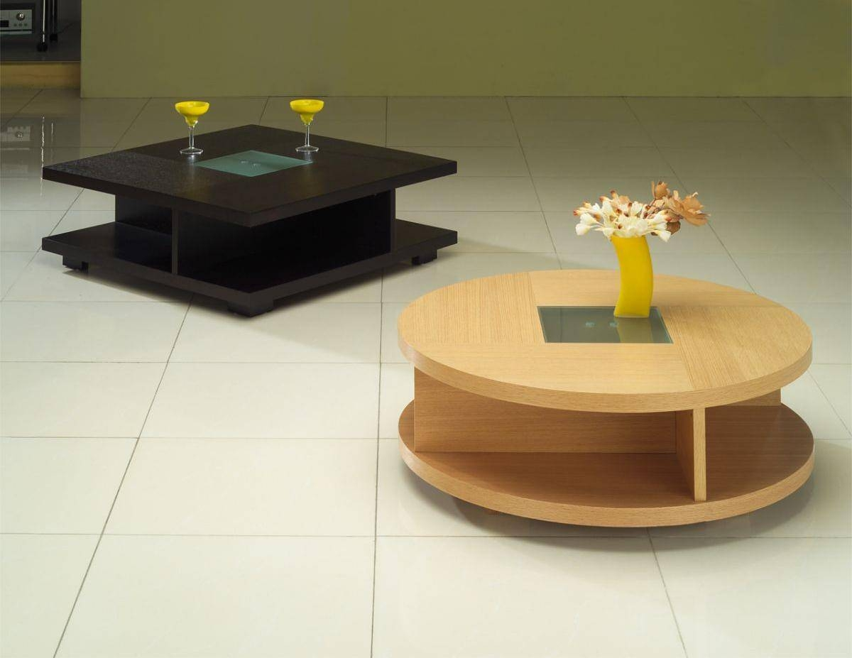 30 Best Ideas Of Small Circle Coffee Tables