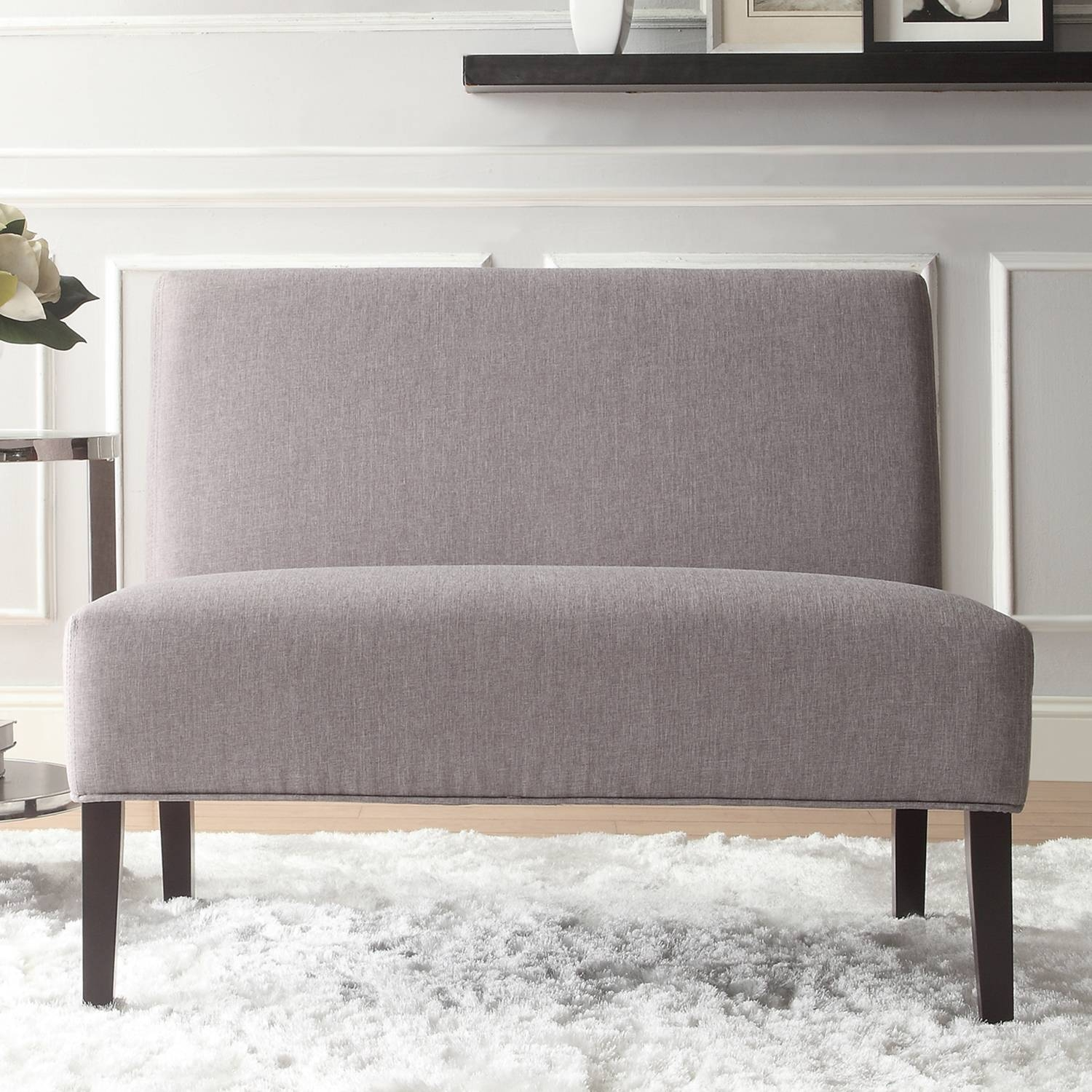 small armless sofa pottery barn cameron slipcovered reviews 2018 best of
