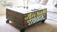 30 The Best Round Coffee Tables With Storage