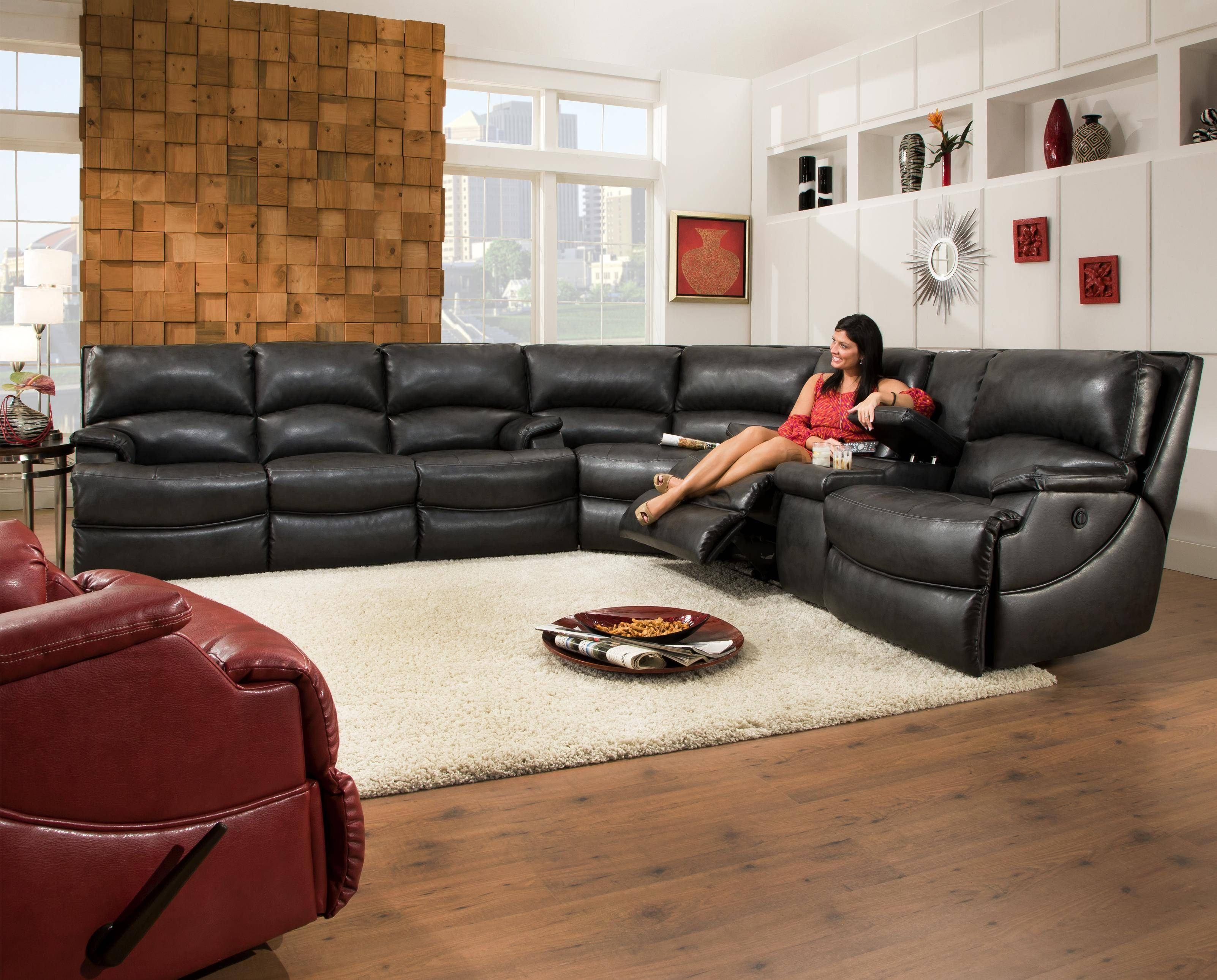 u shaped sofa leather bun feet replacement the best sectional