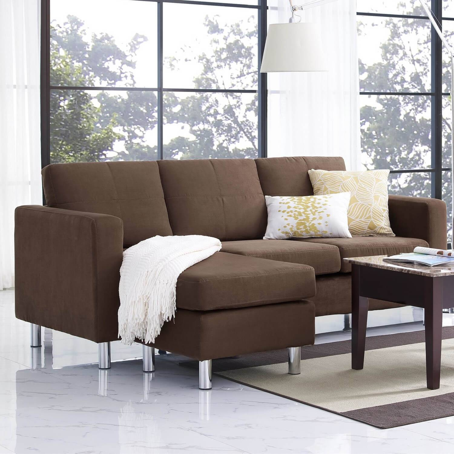 30 Best Ideas of Sectional Sofas for Small Spaces With