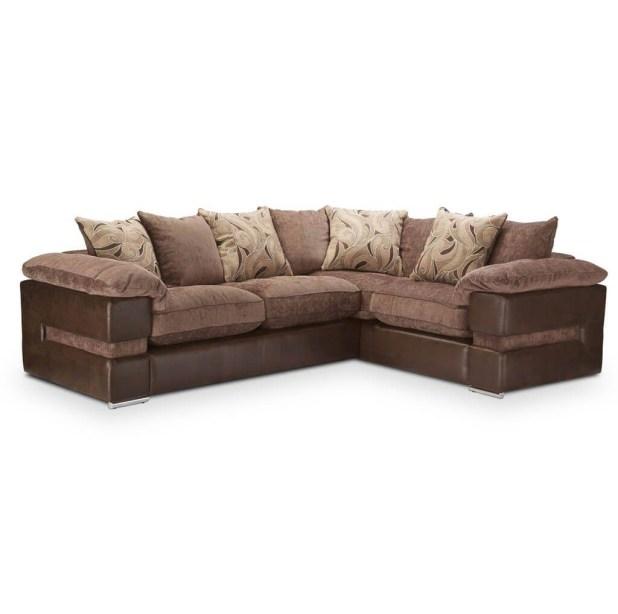 Small Brown Leather Corner Sofas Uk