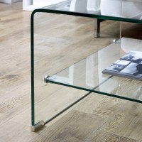 30 Best Collection of Glass Coffee Tables With Shelf