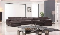 2018 Popular Extra Wide Sectional Sofas