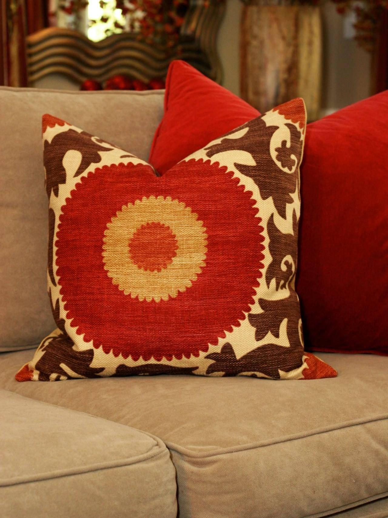 red sofa pillows mattress pads for beds explore photos of throws showing 7 25