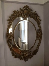 25 Collection of Large Oval Mirrors