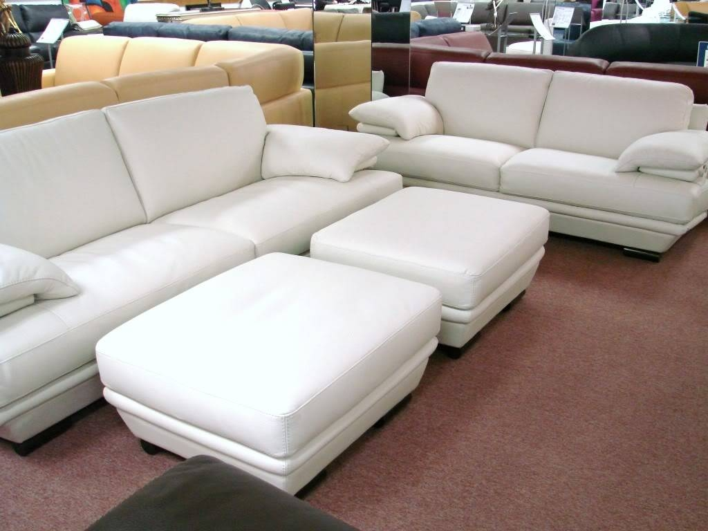 off white sofa sets crate and barrel verano reviews 2018 popular leather loveseat