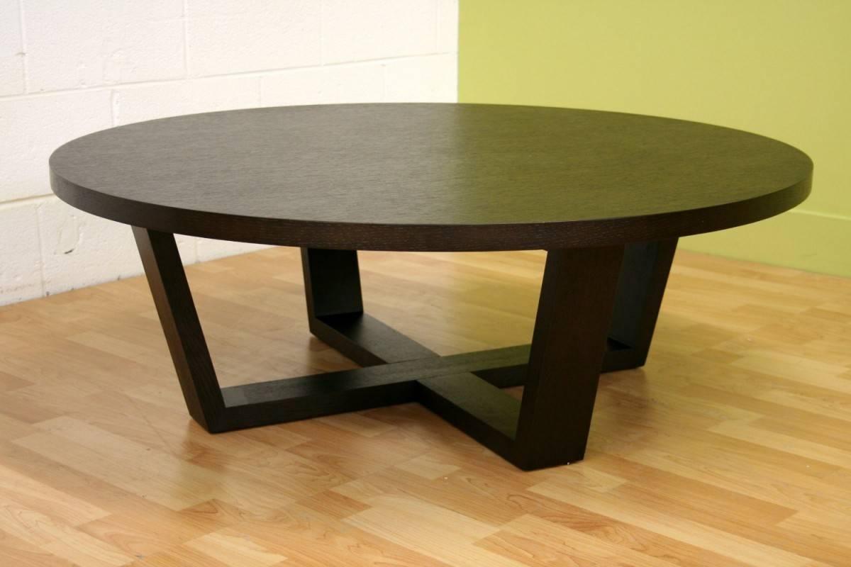 Big Table Coffee Ottoman