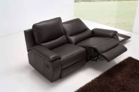 Two Seater Recliner Leather Sofa Two Seater Recliner ...