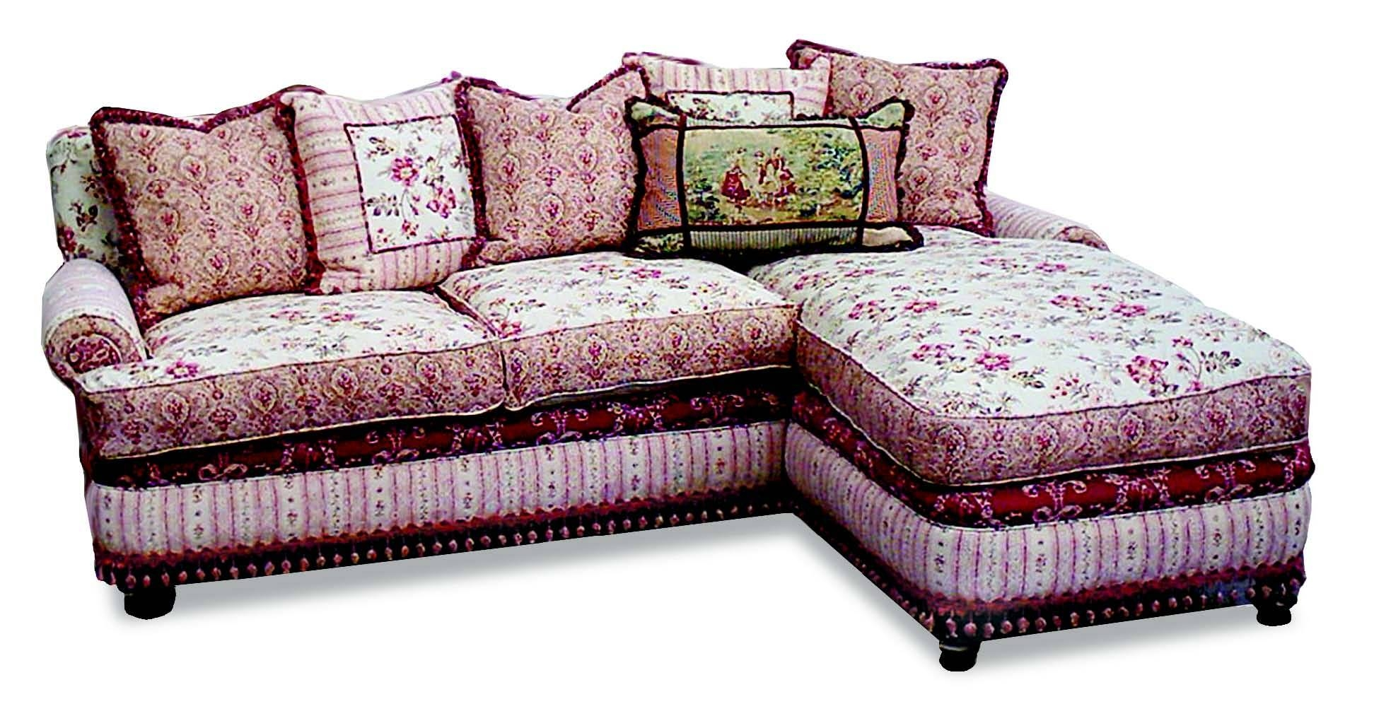 flower sofa covers pottery barn chesterfield dimensions 30 inspirations of shabby chic