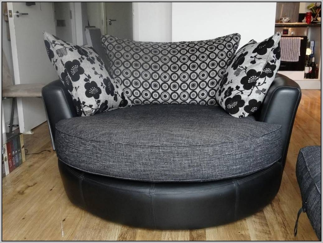 circular sofa chair office canada round chairs circle couch medium size of
